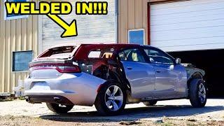 Building What Dodge Wont | 2021 Charger Magnum Hellcat |  1000HP Hellwagon | Pt 6