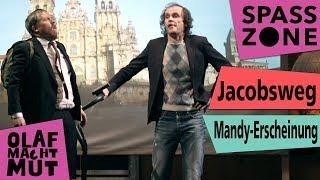 Mit Highspeed auf dem 5-Minutes-Jacobsweg