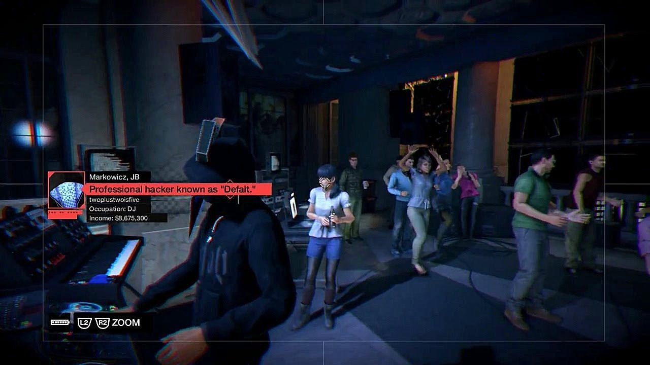 Watch Dogs  Hacking Blume