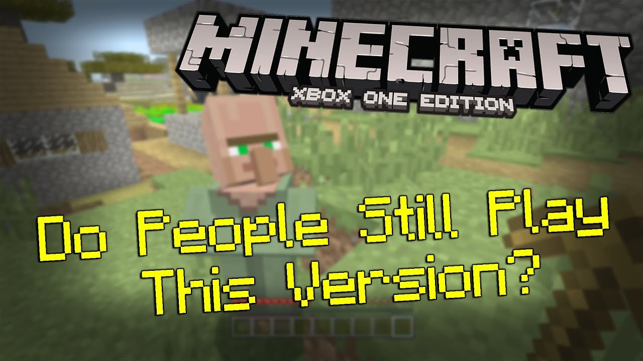 Playing The Xbox One Edition of Minecraft In 12