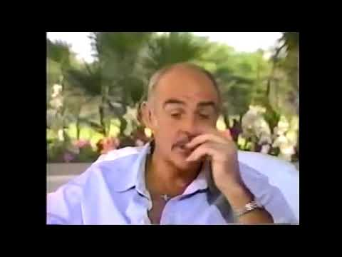 Giga Chad Sean Connery's views on women, relationships and masculinity