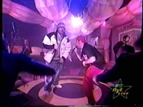 Limp Bizkit - Jump Around [MTV New Year's Eve 1999]