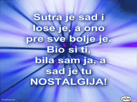Allegro band  NoStAlgIja