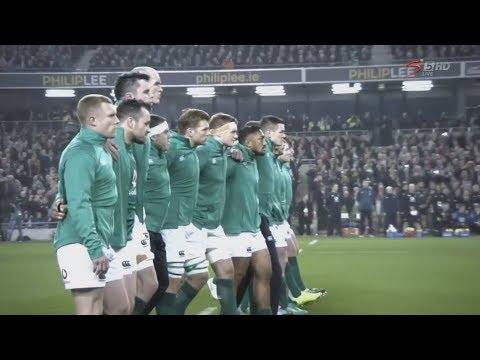 National Anthems (& Haka) - Ireland vs New Zealand [EOYT18]