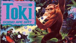 [SEGA Genesis Music] Toki: Going Ape Spit - Full Original Soundtrack OST