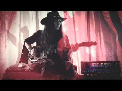 Halloween Rockabilly Guitar - Munster's Theme Song
