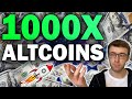 Micro Cap Altcoin Gems with 1000x Potential