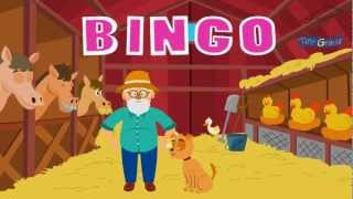 BINGO - There was a farmer who had a dog and Bingo was his name. homeschool family