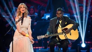 Delta And Gurrumul Perform Bayini: The Voice Australia Season 2