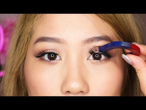 How to Apply on Magnetic Eyelashes!
