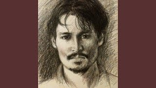 JOHNNY DEPP Portrait Drawing