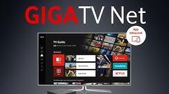 Wie funktioniert GigaTV Net & lohnt es sich? // Tutorial (Deutsch)