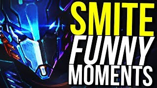 ULTIMATE SMITE DANCE BATTLE! - Smite Funny Moments
