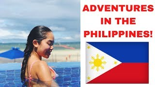 I'M IN THE PHILIPPINES!!! | VLOG