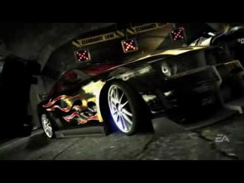 Need For Speed Most Wanted Trailer 11 Mustang Gt