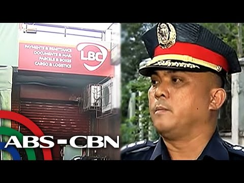 How police traced robbery gang in Cavite?