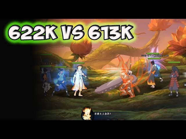 """Space-Time: 622K VS 613K - Insanely Good Game""超精彩最强忍62W对61W"