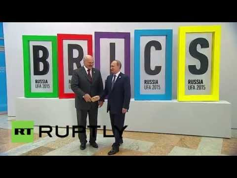 Russia: Putin welcomes world leaders for 15th SCO meeting