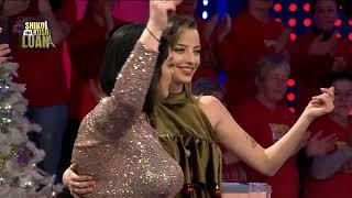 Irkenc Hyka, kolazh, Shiko kush LUAN 3, 28 Dhjetor 2019, Entertainment Show