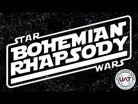 0 Paródia de Bohemian Rhapsody do Queen sobre Star Wars