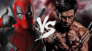 ДЭДПУЛ vs РОСОМАХА/DEADPOOL vs WOLVERINE.ЭПИЧНАЯ РЭП БИТВА