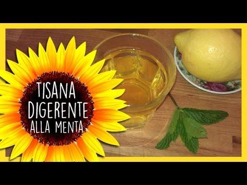 Tisana Digerente ricetta salute e benessere