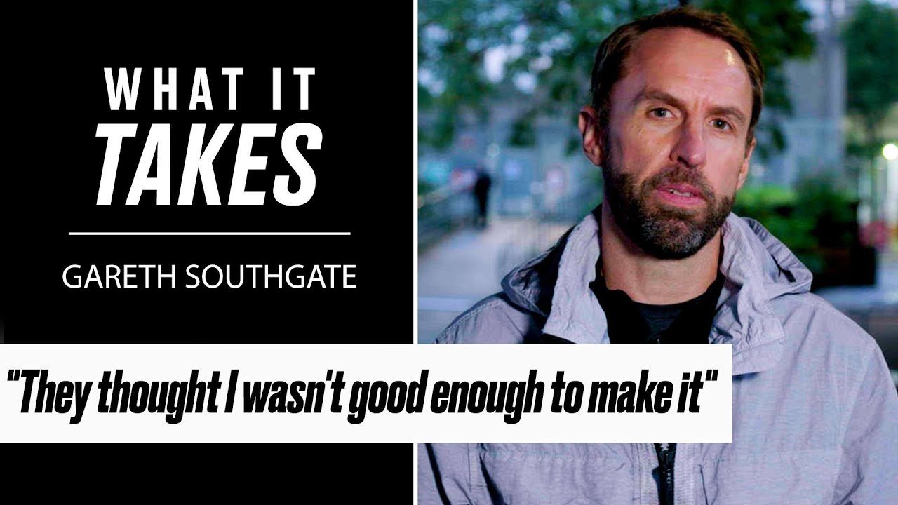 Gareth Southgate Takes A Surprise Training Session | SPORTbible | What It Takes