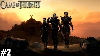 Game of Thrones Walkthrough Episode 2 The Lost Lords