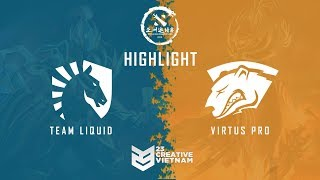 Highlight DAC 2018 | Liquid vs Virtus Pro - Bo3 | Main Event Day 2