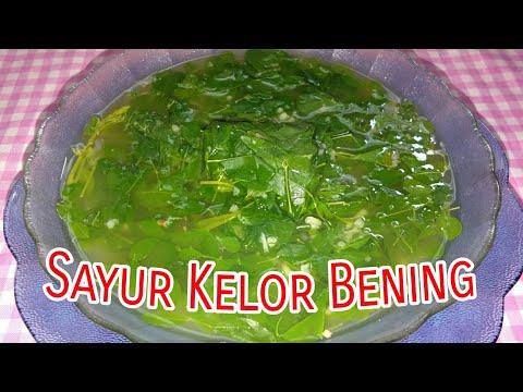 Resep SAYUR KELOR BENING Ala Dapur Bunda