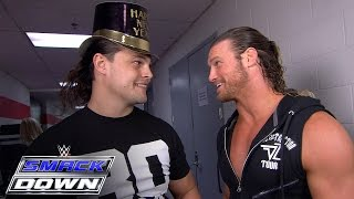 Dolph Ziggler gives Bo Dallas a grim forecast for the New Year: SmackDown, December 31, 2015