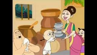 The Lazy Brahmin | Cartoon Channel | Famous Stories | Cartooon Network | Moral Stories