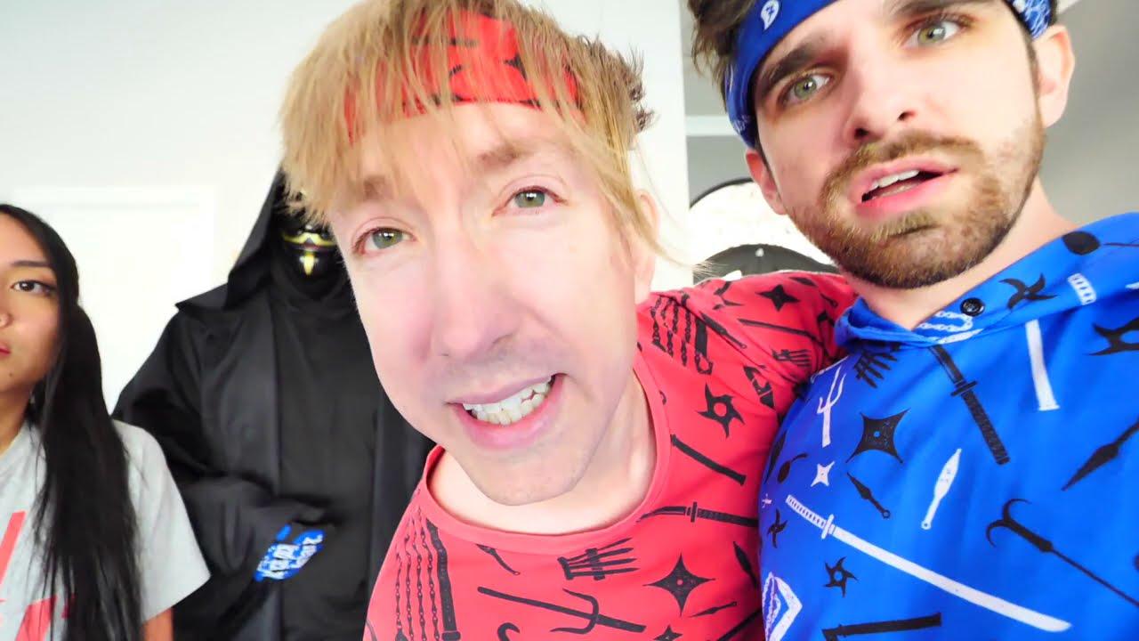 Best PRANK Wins Hacker Challenge! Funny DIY Pranks Battle on Spy Ninjas Friends at Safe House!
