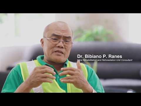 Rio Tuba Nickel Mining Corporation Mining Rehab