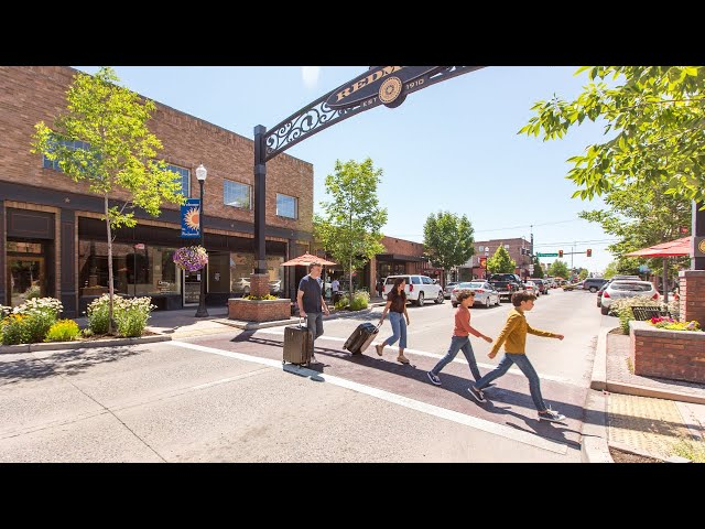 Discover Redmond in Central Oregon