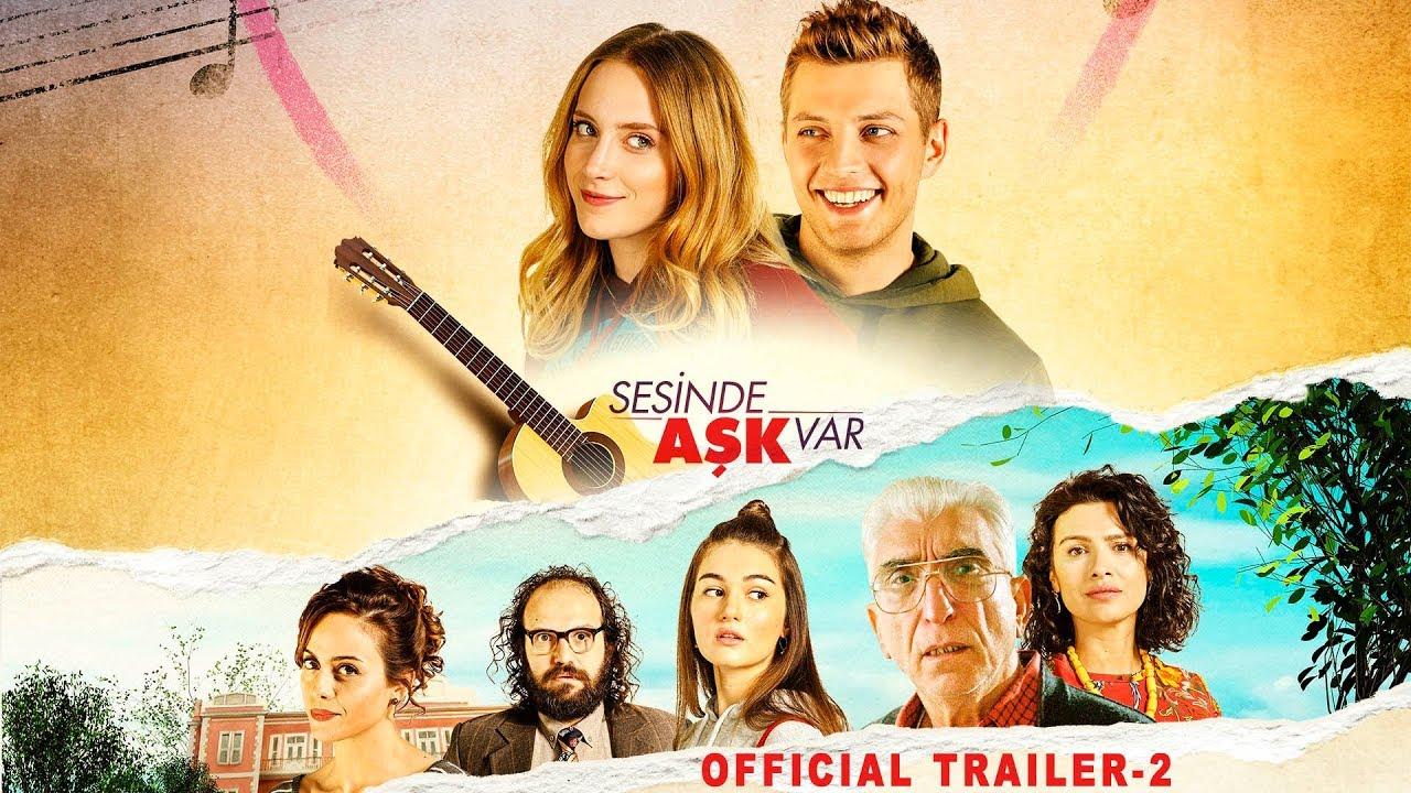 Sesinde Ask Var 2 Fragman Official Trailer 2 Youtube