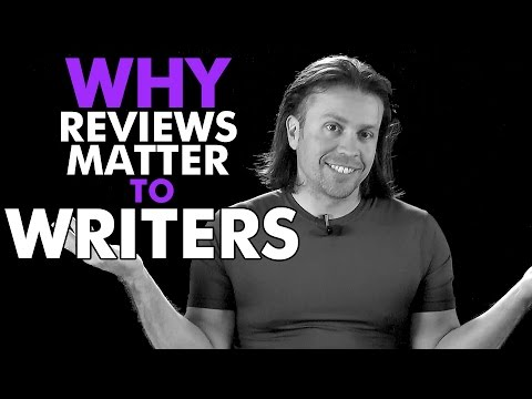Why do book reviews matter so much to writers?