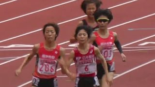 Women 5000m 決勝 Final Japan National Athletics 第99回日本陸上競技選手権大会 2015.6.27