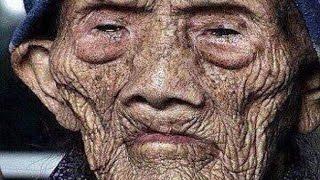 El hombre más viejo del mundo 256 años revela sus secretos para el mundo