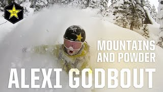 Alexi Godbout | Mountains and Powder