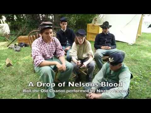 A Drop of Nelsons Blood - Roll the Old Chariot