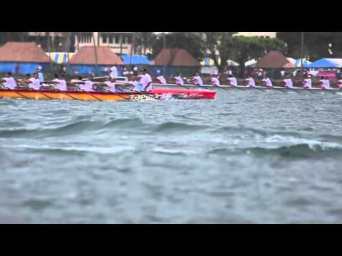 2016 Unofficial Flag Day Fautasi Race (Vid1)