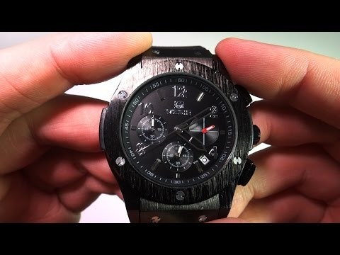 Китайские наручные кварцевые часы Megir