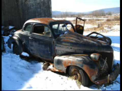 Rusty Car Holiday Song!