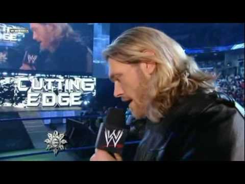 Smackdown 5/02/10 The Cutting Edge returns with Guest Star ...