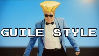 Repeat youtube video Oppan Gangnam Guile