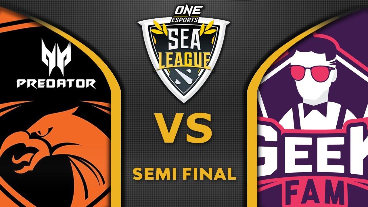 Download TNC vs GEEK FAM - EPIC SEMI FINAL - ONE Esports Dota 2 SEA League Highlights 2020