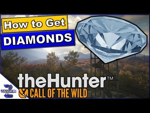 How to get a Diamond Animal Call of the Wild TheHunter