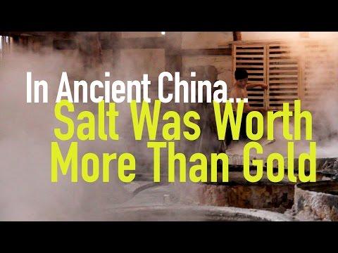 Salt City, China - Ancient Salt Mining in Sichuan