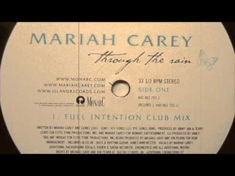 Mariah Carey - Through The Rain (Full Intension Club Mix) 2002